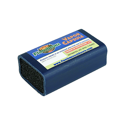 Flambeau Zerust Rust Prevention Capsules Blue