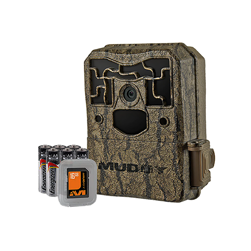 Muddy Pro Cam 24 Bundle w/Batteries & SD Card 24mp