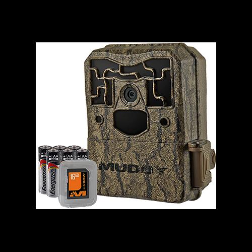 Muddy Pro Cam 20 Bundle w/Batteries & SD Card 24mp