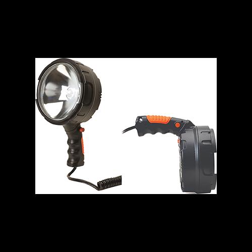 Cyclops Sleeker Pro Spotlight Black 1500 Lumen 12vDC Car Plug