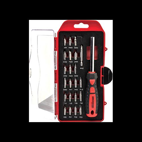 Birchwood Casey Basic Screw Driver Kit 22pc