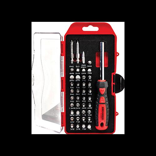 Birchwood Casey Pro Screw Driver Kit 40pc