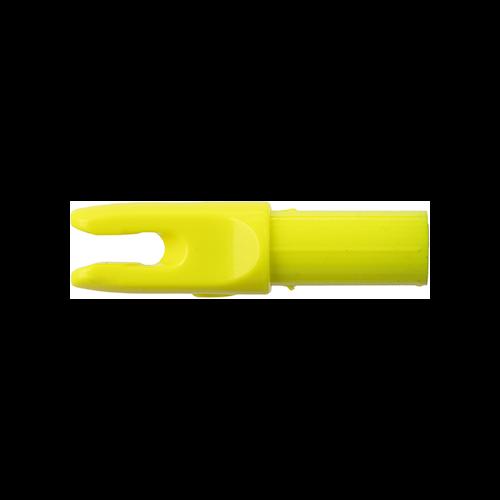 Victory Bohning Double Lock VForce/TKO Nock Neon Yellow 12p