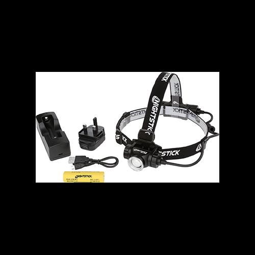 *NightStick Headlamp Black 1000 Lumens USB