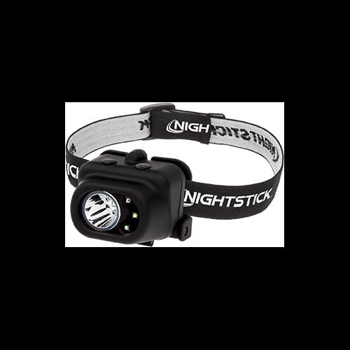 *NightStick Multi Function Headlamp Black 210 Lumens