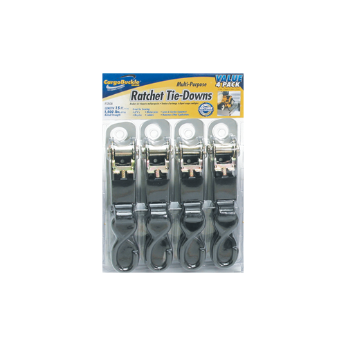 "Ratchet Value Pack 1"" x 15'"