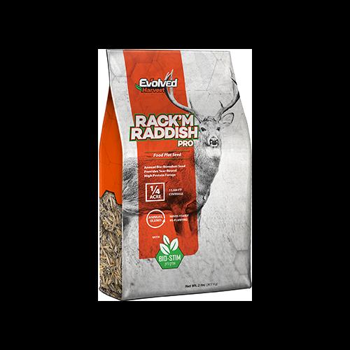 Evolved Rack'M Raddish Seed 2 lb.