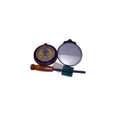 Callmasters Crystal 3-D Triple Tone Pot