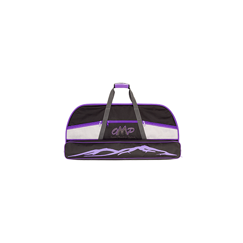 "OMP Bowcase 36"" Black/Purple"