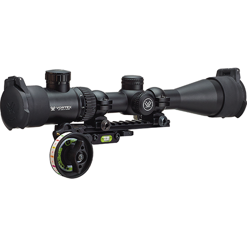 Optimizer Speed Dial w/Vortex 3-9X 40mm Scope