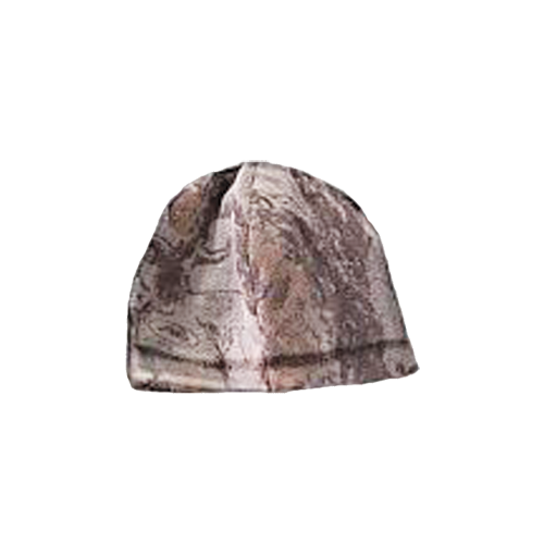 Fleece Beanie Natural Camo