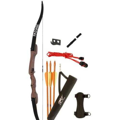 OMP Passage Recurve Bow Package 54 in. 20 lbs. LH