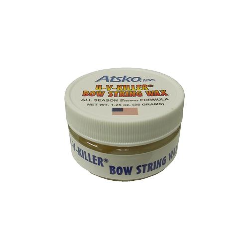 Atsko UV Killer Bow String Wax 1.25 oz. (35 grams) Jar