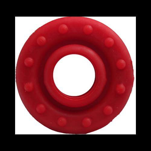 "Bowjax Silence-Saver Stabilizer Dampener 1"" Red"