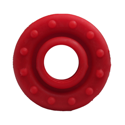 "Bowjax Silence-Saver Stabilizer Dampener 3/4"" Red"