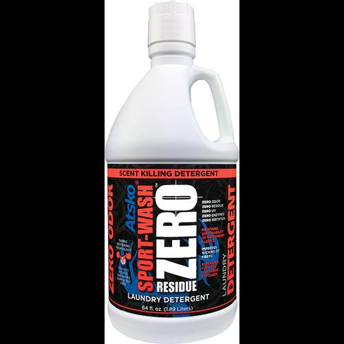 Zero Sport Wash Detergent 64oz Bottle