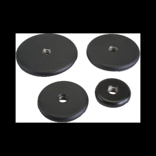 Shrewd 1oz Stainless Steel Flat Black Weight