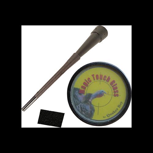 Quaker Boy Magic Touch Glass Turkey Call