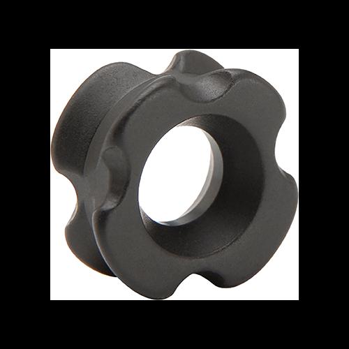 30-06 Solo Peep Black Aluminum 1/4 in.
