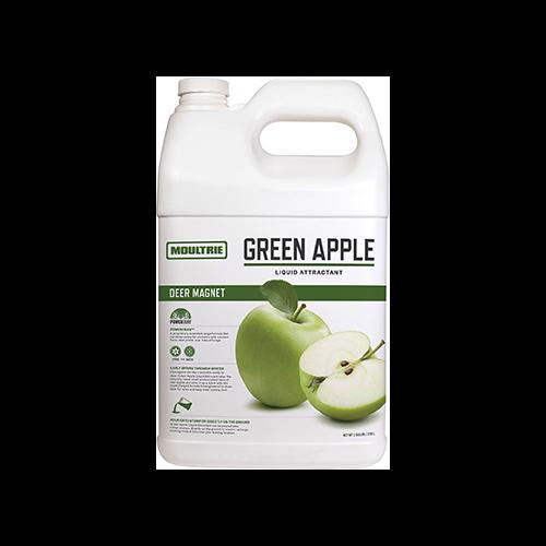 Moultrie Deer Magnet Liquid Green Apple 1 gal.