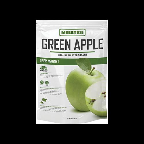 Moultrie Deer Magnet Granular Green Apple 6 lb.