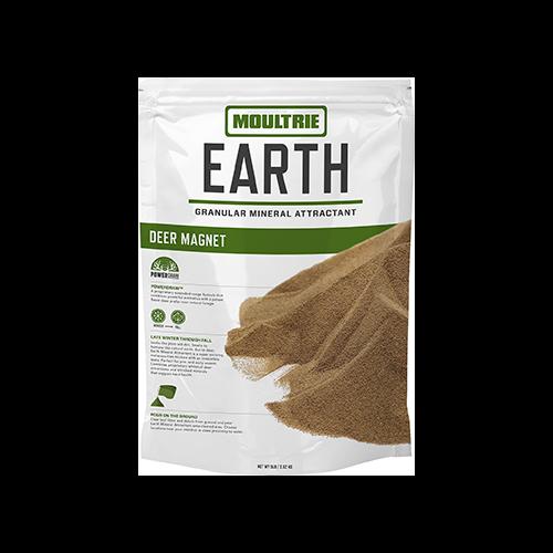 Moultrie Deer Magnet Earth 6 lb.