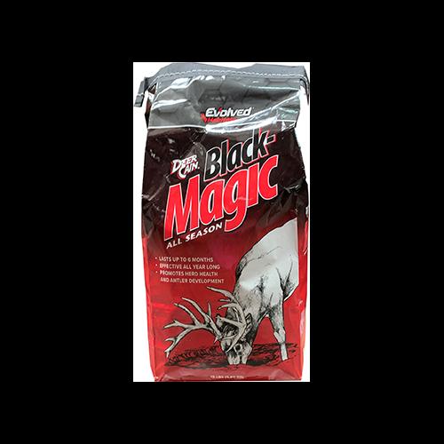 Evolved Deer Can Black Magic All Season