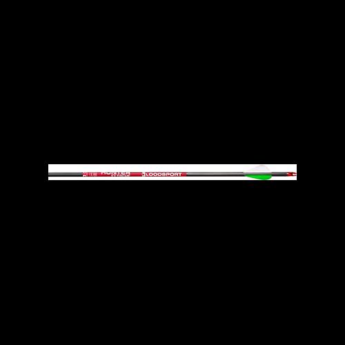 BloodSport Hunter Extreme Arrow 350 2 in. Vane 6 pk.