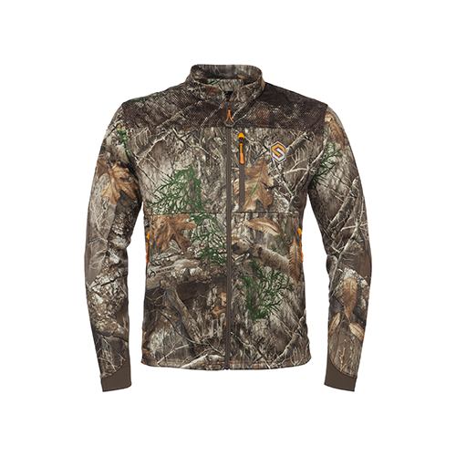 Savanna Aero Crosshair Jacket Realtree Edge Large