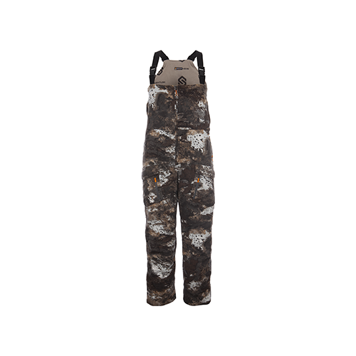 Scentlok BE: 1 Fortress Bib O2 Camo 2X-Large
