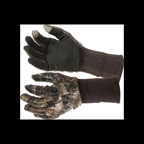 Vanish Mesh Hunt Gloves Mossy Oak Breakup Country