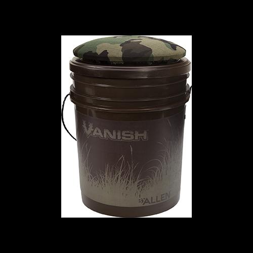 Vanish Dove Bucket Seat Camo w/Lid
