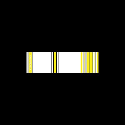 Bohning Arrow Wrap Crested Yellow 7in. Std 13 pk