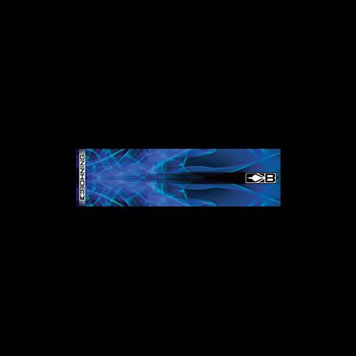 Bohning Arrow Wrap Blue X-Ray 7in. Std 13 pk