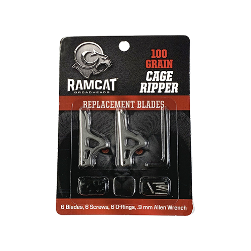 Ramcat Cage Ripper Replacement Blade Kit 100gr