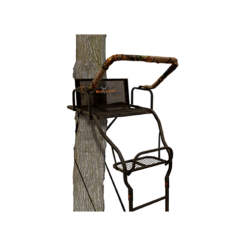 Big Game Warrior Elite Ladderstand 18 ft.