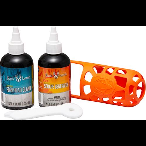 Hunters Specialties Scrape Kit Plus w/Scent Hammock