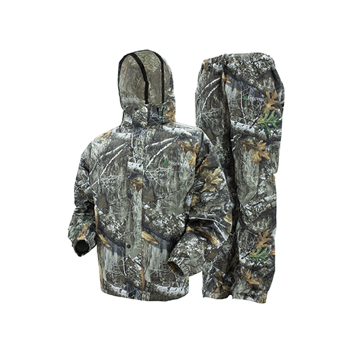 Frogg Toggs All Sport Rain Suit Realtree Edge X-Large