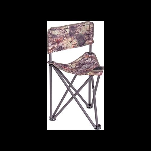 Native Tripod Blind Chair Dirt Road Camo
