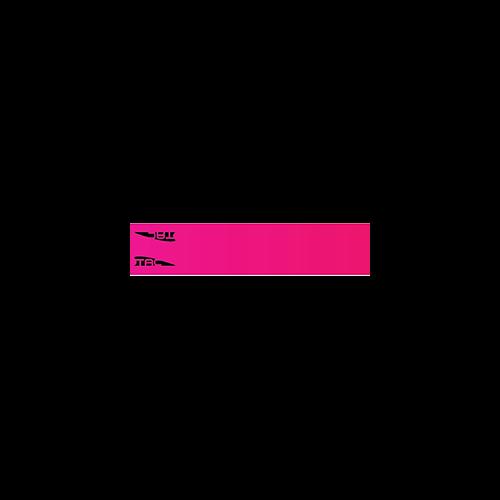 TAC Vanes Arrow Wrap Pink 4.25 x 1.0 in. 13 pk.