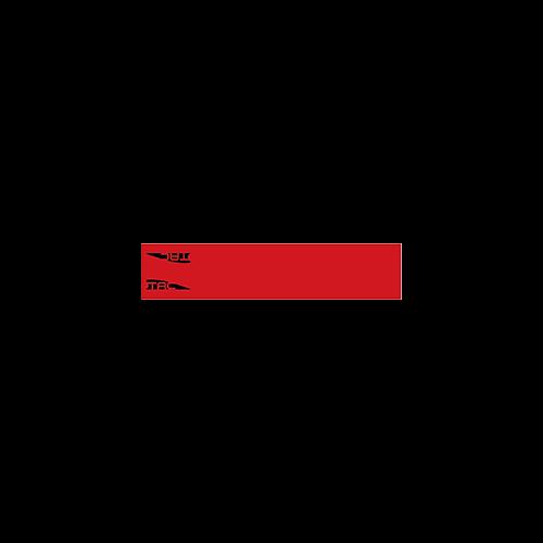 TAC Vanes Arrow Wrap Red 4.25 x 1.0 in. 13 pk.