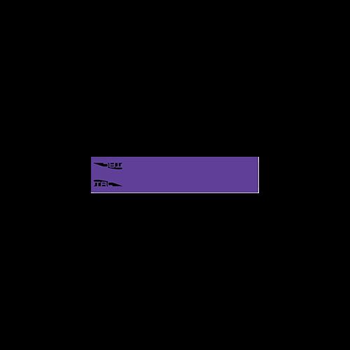 TAC Vanes Arrow Wrap Purple 4.25 x 1.0 in. 13 pk.