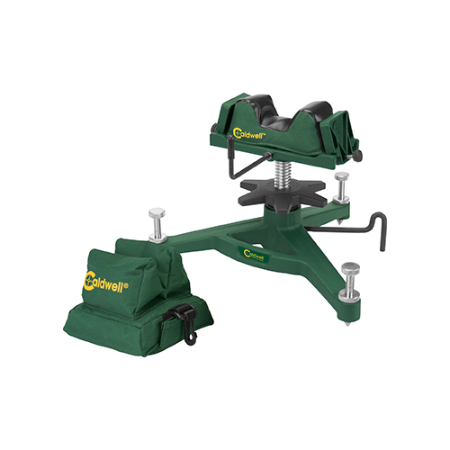Caldwell Rock Dtx Shooting Rest Front & Rear Bag Combo