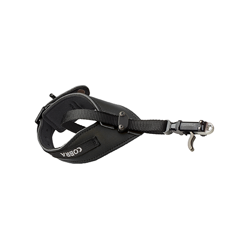 Cobra Premier Single Caliper Black Infinite Adjust Strap