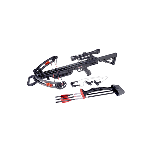 Warrior River Zilla 385 Crossbow Package