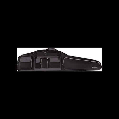 Allen GearFit MOA Rifle Case Black/Grey 55 in.