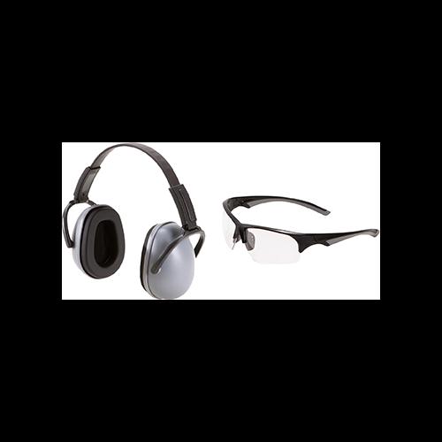 Allen Passive Muff/Eye Protection Combo