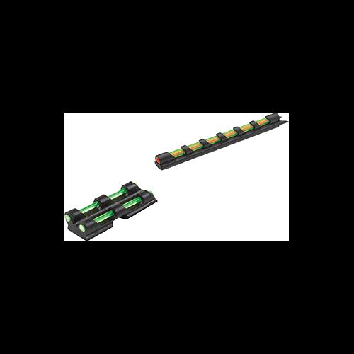 TruGlo Gobble Dot Shotgun Sight Universal Dual Fiber