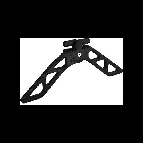 Apex Split-Grip Bow Stand Black