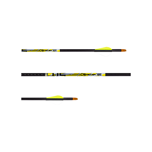 Carbon Express D-Stroyer Arrows 350 2in Vanes 36 pk